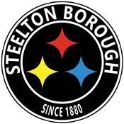 Official logo of Steelton, Pennsylvania