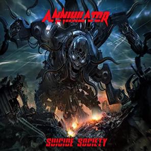 <i>Suicide Society</i> 2015 studio album by Annihilator