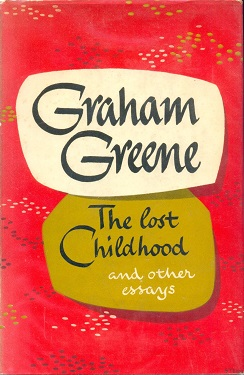 The Lost Childhood And Other Essays  Wikipedia