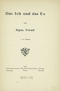 Sigmund Freud The Ego And The Id Pdf