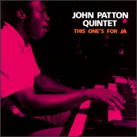 <i>This Ones for Ja</i> album by John Patton