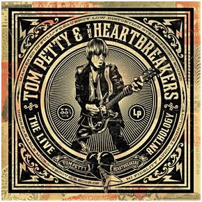 <i>The Live Anthology</i> 2009 live album by Tom Petty and the Heartbreakers