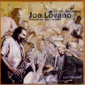 <i>Trio Fascination: Edition One</i> 1998 studio album by Joe Lovano