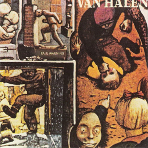 <i>Fair Warning</i> (Van Halen album) 1981 studio album by Van Halen