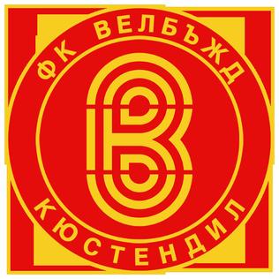 Velbazhd Kyustendil Bulgarian football club