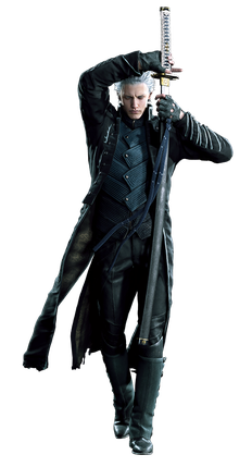 Vergil Devil May Cry Wikipedia
