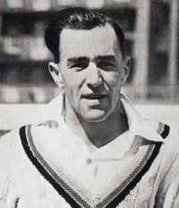 Gilbert Parkhouse Cricket player of England.