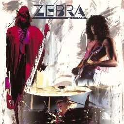 <i>Live</i> (Zebra album) 1990 live album by Zebra