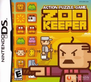 <i>Zoo Keeper</i> (2003 video game) 2003 puzzle video game