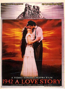 1942 A Love Story 1994 film poster.jpg