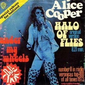 Halo of Flies (song) Alice Cooper song