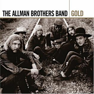 <i>Gold</i> (The Allman Brothers Band album) 2005 greatest hits album by The Allman Brothers Band