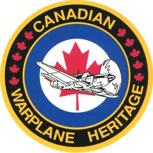 Canadian Warplane Heritage Museum aviation museum in Hamilton, Ontario, Canada