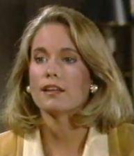 Joanna johnson as caroline spencer forrester
