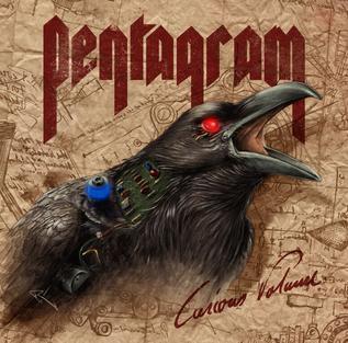 <i>Curious Volume</i> 2015 studio album by Pentagram