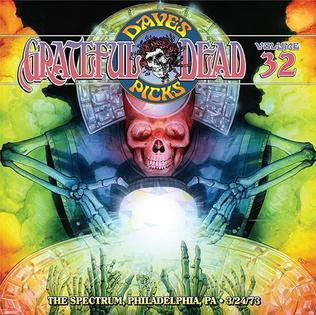 <i>Daves Picks Volume 32</i> 2019 live album by Grateful Dead