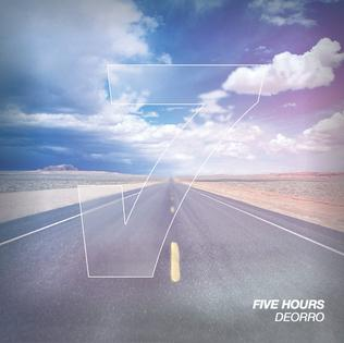 Five Hours 2014 single by Deorro