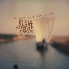 <i>In the Heart of the Moon</i> 2005 studio album by Ali Farka Touré and Toumani Diabaté