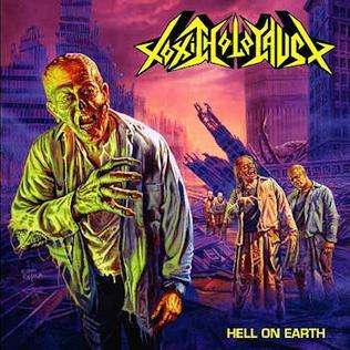 <i>Hell on Earth</i> (Toxic Holocaust album) album by Toxic Holocaust