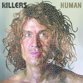 the killers human single picture cover from Day and Age album