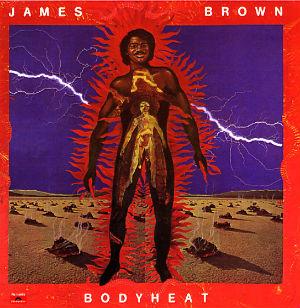 <i>Bodyheat</i> (album) 1976 studio album by James Brown