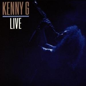 <i>Kenny G Live</i> 1989 live album by Kenny G