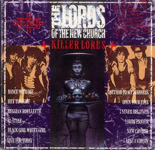 <i>Killer Lords</i> 1985 compilation album by The Lords of the New Church