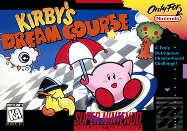 Kirby's Dream Course - Wikipedia