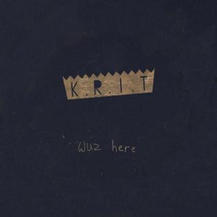 K.R.I.T wuz here COVER ARTWORK