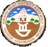 Official seal of Kwahu West Municipal District