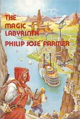 Philip José Farmer* Philip Jose Farmer - The Green Odyssey