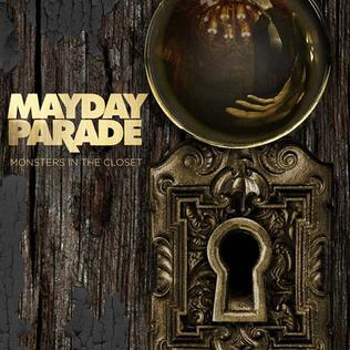 Mayday Parade Monsters in the Closet cover.jpg