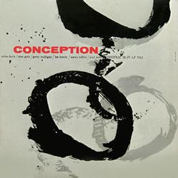 <i>Conception</i> (album) 1956 compilation album by Miles Davis, Stan Getz, Lee Konitz