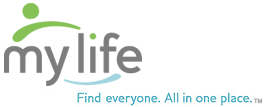 graphic regarding My Life All in One Place called MyLife - Wikipedia