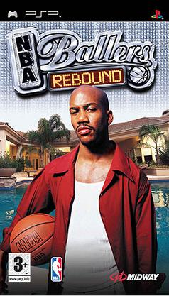 Nba Ballers Rebound Wikipedia