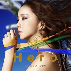 Hero (Namie Amuro song) 2016 single by Namie Amuro