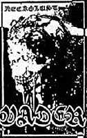<i>Necrolust</i> 1989 demo album by Vader