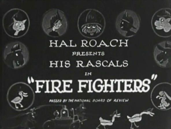 Fire Fighters (film) - Wikipedia