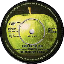 Band on the Run (song) 1973 single by Paul McCartney and Wings