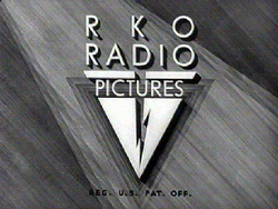 Classic closing ident of RKO Radio Pictures