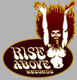 Rise Above Records London, England based independent record label