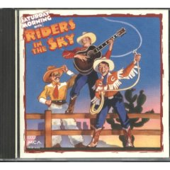 <i>Saturday Morning with Riders</i> 1992 compilation album by Riders in the Sky