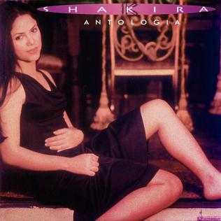 Antología (song) 1997 song by Shakira