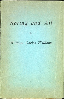 William williams spring and all essay