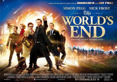 The World's End - Movie Poster
