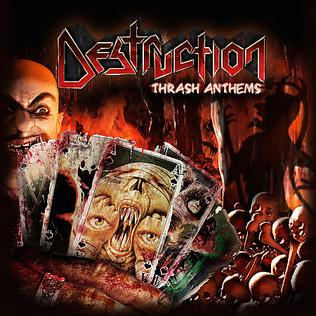 <i>Thrash Anthems</i> 2007 studio album / Compilation album by Destruction