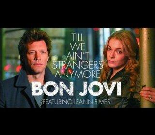 Till We Aint Strangers Anymore 2007 single by LeAnn Rimes and Bon Jovi