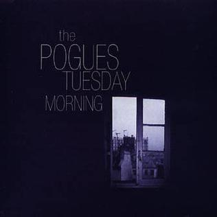 Cover image of song Tuesday Morning by The Pogues