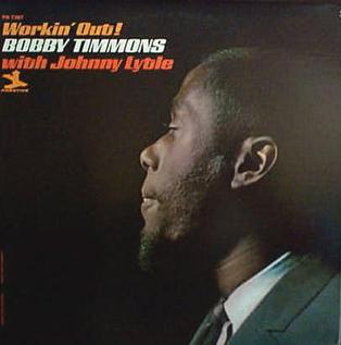 <i>Workin Out!</i> 1965 studio album by Bobby Timmons