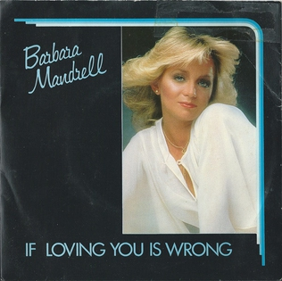 (If Loving You Is Wrong) I Dont Want to Be Right